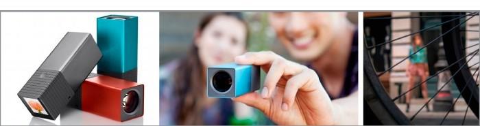 Lytro Field View Camera at Consumer electronics show 2012
