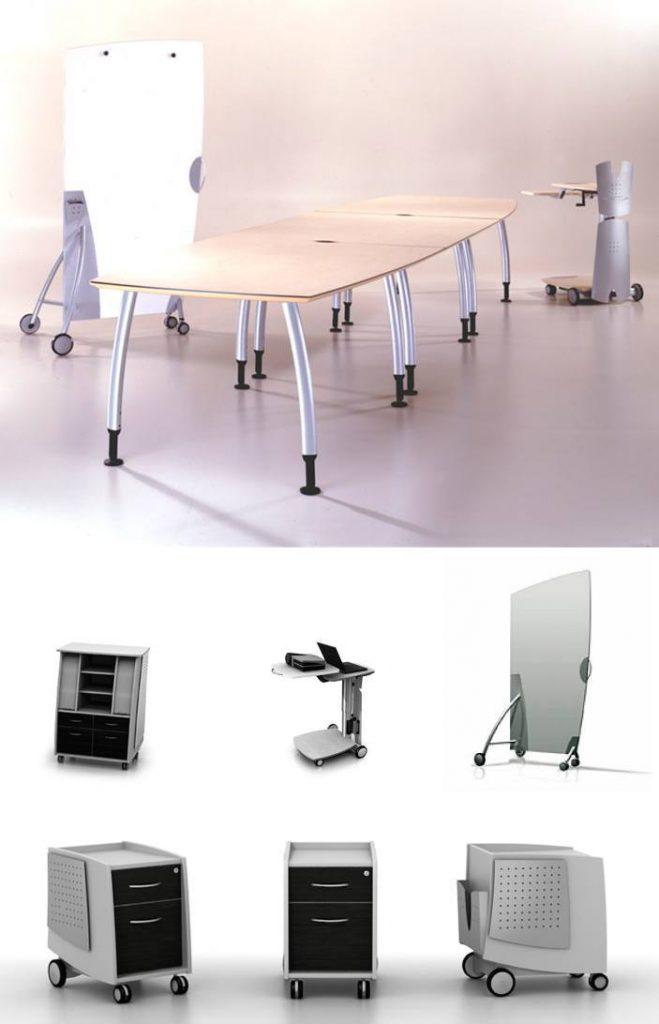 Watson Furniture Fusion Series White Box Design